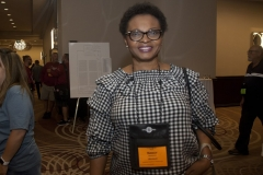 A Delegate at the 2019 Annual Meeting