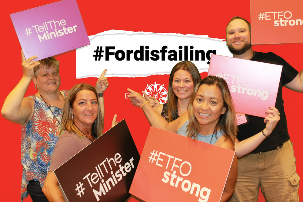Photo Booth photo: #FordisFailing