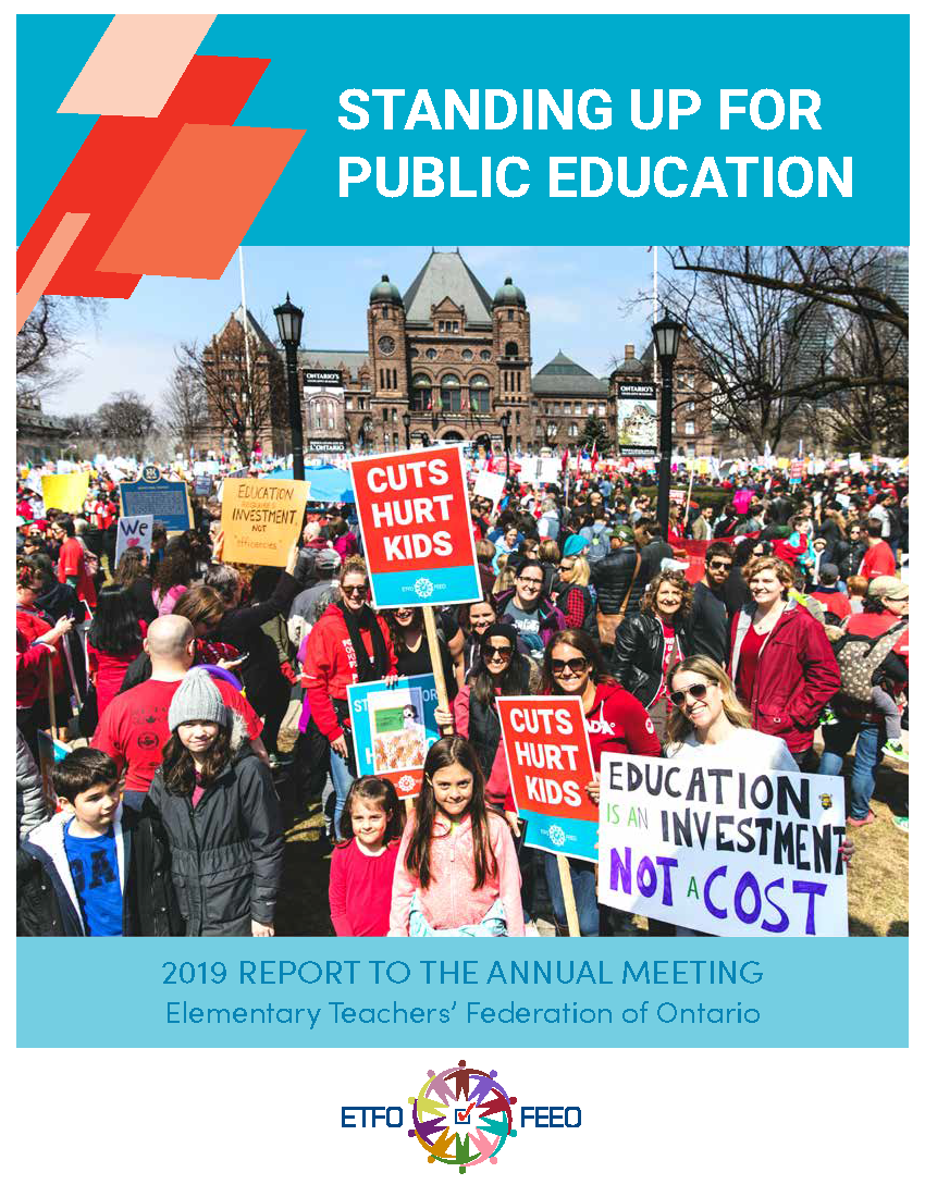 Cover: Annual Meeting Report 2019
