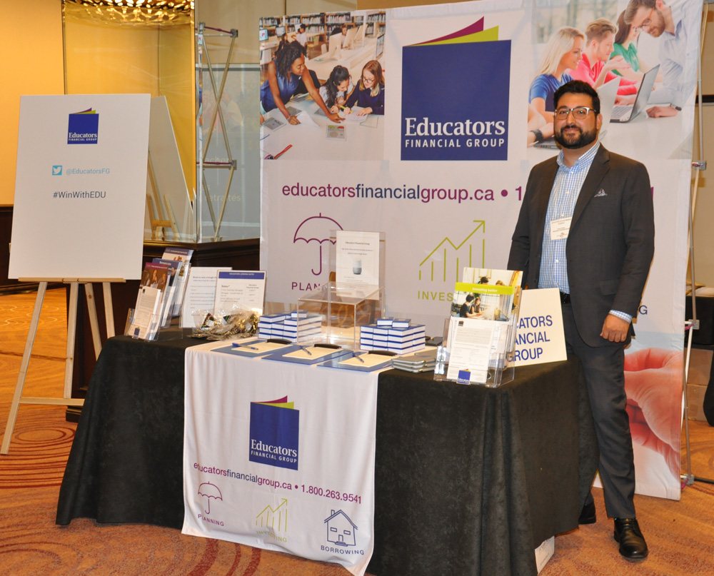 Annual Meeting Exhibitor: Educators Financial Group